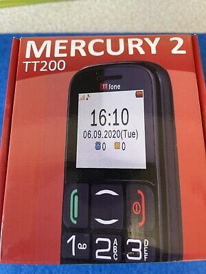 Big Button Mobile Phone Easy To Use Elderly Senior OAP Pensioner Impaired Vision • 21.40£