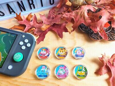 AU29.95 • Buy Animal Crossing New Horizons Sanrio Pack ACNH Amiibo Coin Card NFC Switch