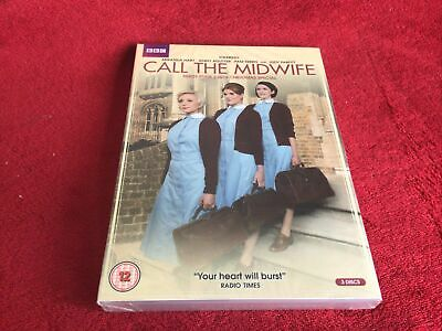 £8.99 • Buy Call The Midwife - Series 4 + 2014 Christmas Special [DVD][Region 2], New.