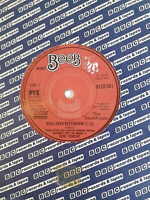 £2.50 • Buy Gene Vincent - Roll Over Beethoven (BBC BEEB 001) VG+