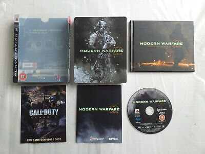 Call Of Duty Modern Warfare 2 Hardened Edition Ps3 Game Excellent Condition • 19.90£