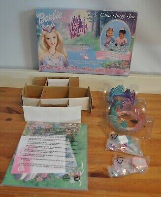 Barbie Game Juego Jeu Swan Lake Unused Sealed Contents Boardgame Complete Toys • 9.99£