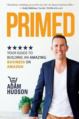 AU42.75 • Buy NEW Primed By Adam Hudson Paperback Free Shipping