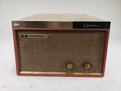 £72.46 • Buy Vintage Westinghouse H 44 AC 2A Stereophonic High Fidelity Record Player