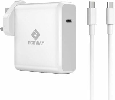 AU35.87 • Buy Replacement Charger For Apple 87W 61W 29W USB-C Type C UK Power Adapter Macbook