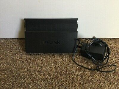 AU14.34 • Buy TP-LINK 8 Port Gigabit Desktop Network Switch Tl-sg1008d