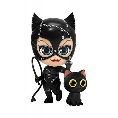 $ CDN51.46 • Buy Hot Toys Cosbaby Batman Returns Catwoman With Whip Figure Collectible Set