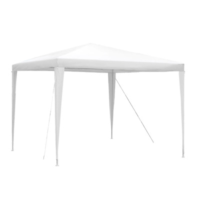 AU46.81 • Buy Instahut Gazebo 3x3m Tent Marquee Party Wedding Event Canopy Camping White