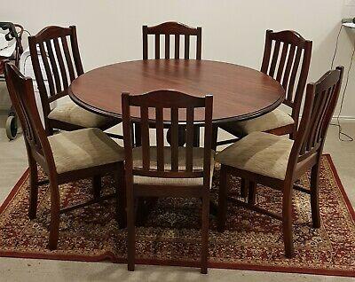 AU299 • Buy Round Dining Tables And Chairs
