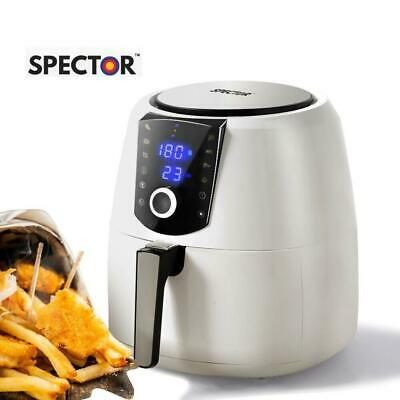 AU102 • Buy Spector 7L Oil Free Air Fryer With 360 Degree Hot Air Circulation And LCD Touch
