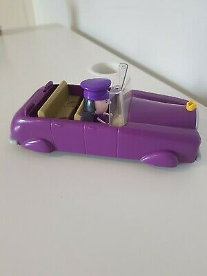 £4 • Buy BEN AND HOLLY ROYAL CAR PLAYSET Nanny Plums Car Chauffeur (no Roof)