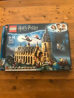 $ CDN120.91 • Buy LEGO 75954 Harry Potter Hogwarts Great Hall New But Damaged Box