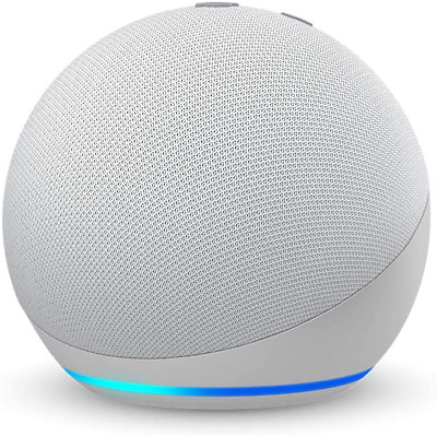 AU87.55 • Buy All-New Echo Dot 4th Gen Smart Speaker With Alexa Home Hub Control New 3 Colors
