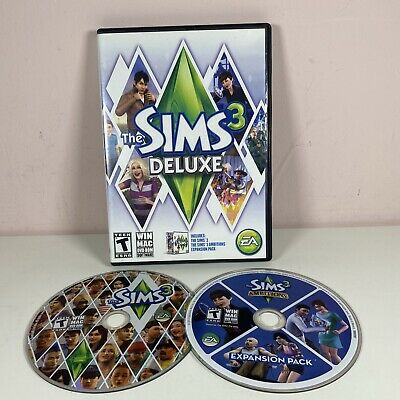 £8.99 • Buy The Sims 3 Deluxe - Includes Ambitions Expansion Pack (PC MAC)