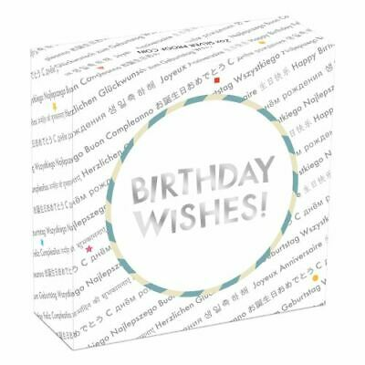 AU20.52 • Buy 2018 Perth Mint $2 2oz Birthday Wishes! Silver Proof Coin D5-1100