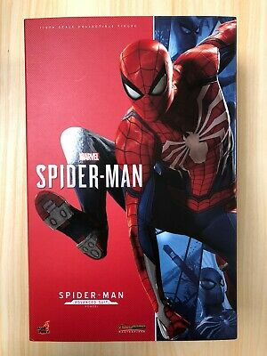 $ CDN476.41 • Buy Hot Toys VGM 31 Marvel's Spider-Man (Advance Suit ) 1/6 12 Inch Figure USED