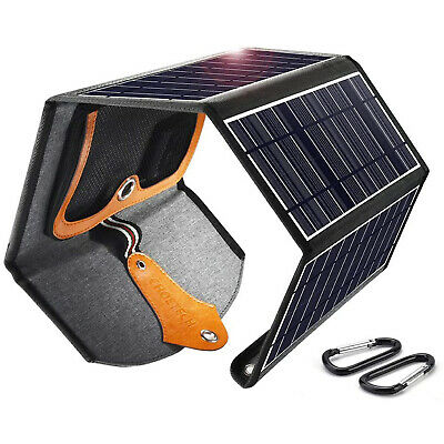 £57.86 • Buy CHOETECH Solar Panel Charger Solar Phone Charger For IPhone + Camera