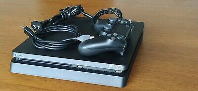 AU289 • Buy Playstation 4 Slim PS4 - CUH-2202B - 1 TB With Controller And All Leads + 1 GAME
