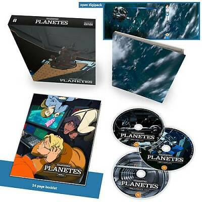 £39.49 • Buy Planetes Collection Collector's Edition (Blu-Ray) Anime #P2236
