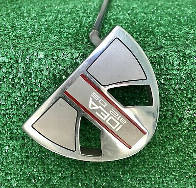 AU32.24 • Buy Adams IDEA A12 OS Mallet Putter / 35 Inches / Right Hand