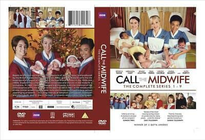 Brand New Sealed Call The Midwife Complete Series Seasons 1-9 DVD NO RESERVE!  • 0.71£