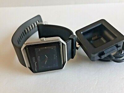 AU45.43 • Buy Fitbit Blaze Smart Fitness Watch, Large - Black