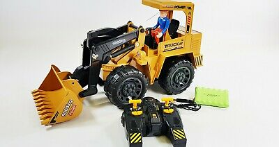 £24.99 • Buy Remote Control Digger Children Kids Toy Excavator Truck Controlled RC Gift JCB