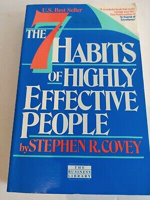 AU14.99 • Buy The 7 Habits Of Highly Effective People: Restoring The Character Ethic By...