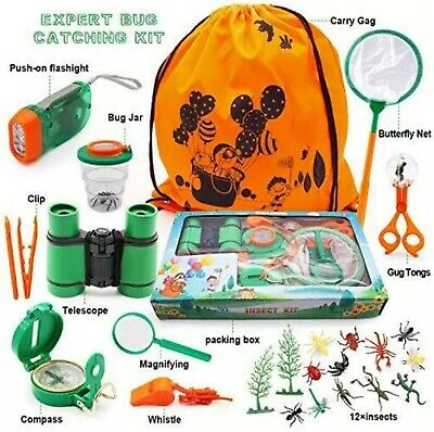 £15 • Buy Specool Outdoor Explorer Kit, 25Pcs Pretend Play Toys For 3 4 5 6 7 8 9 10 Years