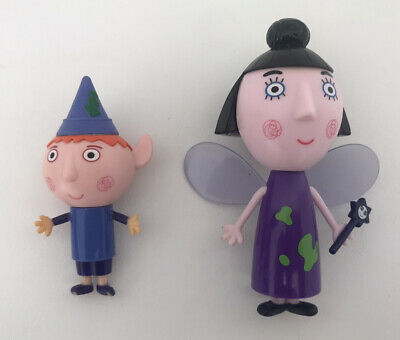 £4.99 • Buy Ben And Holly's Little Kingdom Figures Nanny Plum & Ben.