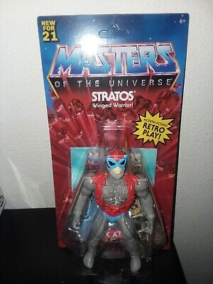 $12.99 • Buy STRATOS, WINGED WARRIOR 2021 Origins Masters Of The Universe