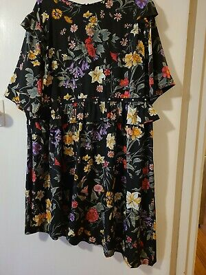 AU25.50 • Buy Asos Curve Influence Size 22 Dress