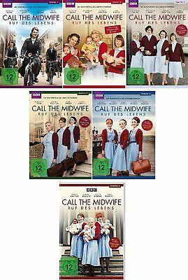 CALL THE MIDWIFE Seasons 1-6 Complete Series 1 2 3 4 5 6 NEW SEALED REGION 2 DVD • 236.99£