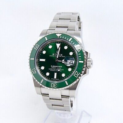 $ CDN30673.89 • Buy Rolex Submariner 116610LV Hulk Box And Papers 2020 NEW/UNWORN