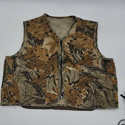 £6.38 • Buy Mens Advantage Timber Camouflage Hunting Fishing Vest XL