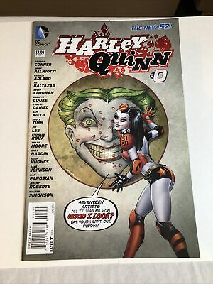 $ CDN17.03 • Buy DC Comics: The New 52: Harley Quinn Issue #0 Cover A