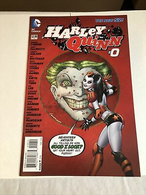 $ CDN8.51 • Buy DC Comics: The New 52: Harley Quinn Issue #0 Cover D