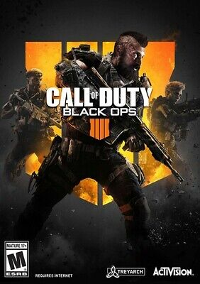 £19.93 • Buy Sealed Call Of Duty: Black Ops 4 (PC)