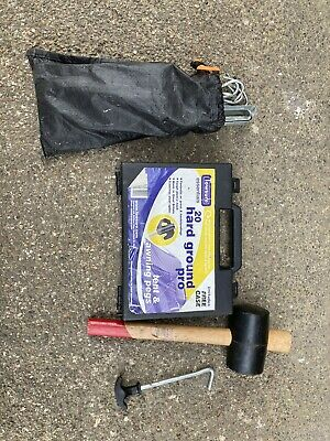 Camping Accessories / Stove , Portable Heater And Selection Of Pegs & Tools • 5£