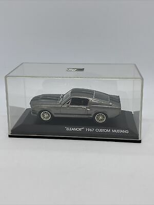 £14.99 • Buy Greenlight 1/43 1967 Shelby Ford Mustang Gt500  Eleanor  Gone In 60 Seconds