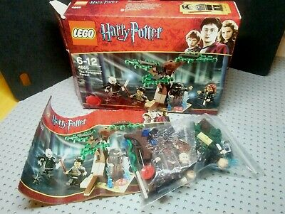 $ CDN51.28 • Buy Lego Set 4865 Harry Potter: The Forbidden Forest, Complete + Manual + Box