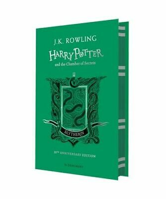 AU25.80 • Buy NEW Harry Potter And The Chamber Of Secrets By J.K. Rowling Hardback