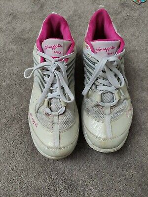 £7 • Buy White Trainers-Pineapple Dance Shoes
