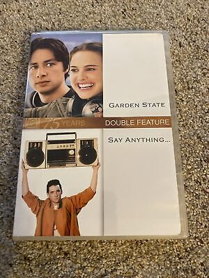 AU7.53 • Buy Garden State/Say Anything (DVD, 2010, 2-Disc Set, Fox 75th Anniversary)