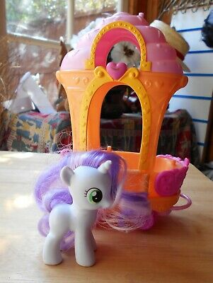 My Little Pony G4 Sweetie Belle Ice Cream Train Car Carriage • 4.99£