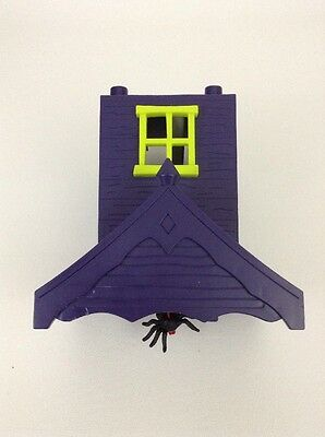 £9.42 • Buy Scooby Doo Haunted Mystery Mansion Replacement Porch Roof Spider Play Set Piece