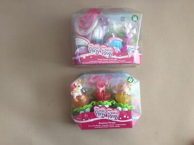 My Little Pony Pretty Parasol & Carriage And Breezier Parade • 24£