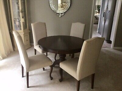 AU300 • Buy Classic Style Dining Table And Four Chairs