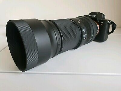 AU995 • Buy Sigma 100-400mm F5.6-6.3 DG DN OS Zoom Lens For Sony E Mount, Ideal For Wildlife