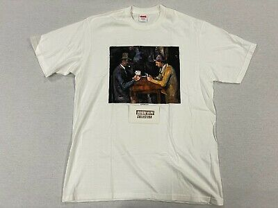$ CDN27.30 • Buy [pre-owned] Supreme Collection Tee Shirt Box Logo White L Large T Shirt